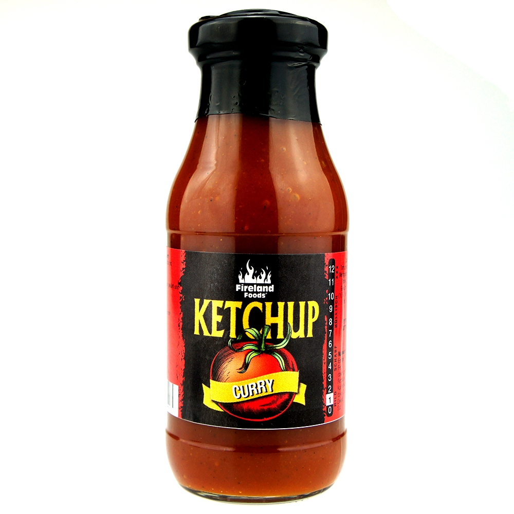 Curry Ketchup, 250ml